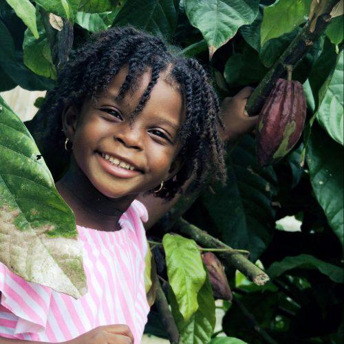 Education F.U.S.A. Haiti happy child